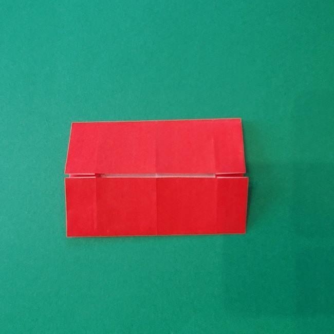 折り紙のキティーちゃんの折り方作り方 (9)