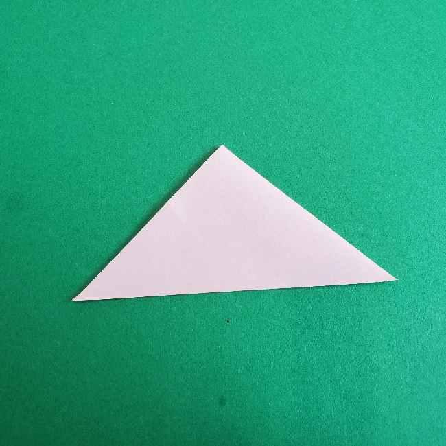 折り紙のチャーミーキティ*折り方作り方リボン (2)