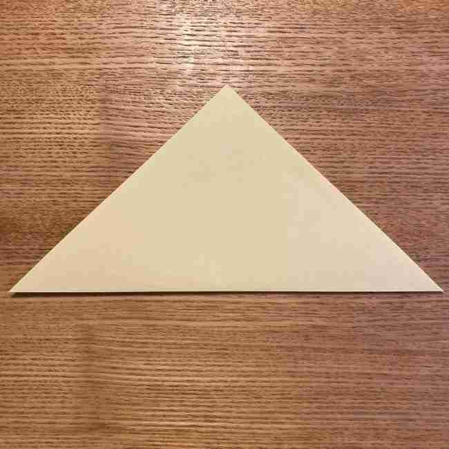 折り紙のポムポムプリン 立体的な箱*折り方作り方 (2)