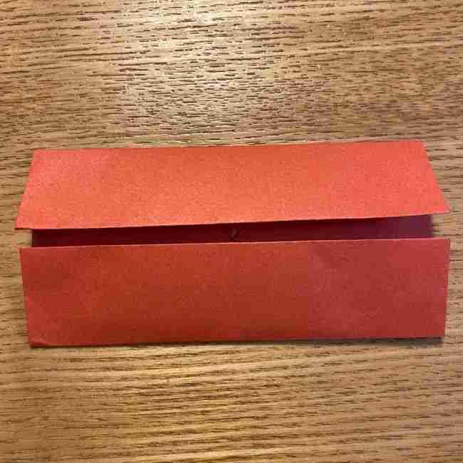 折り紙のポムポムプリン 立体的な箱*折り方作り方 (46)