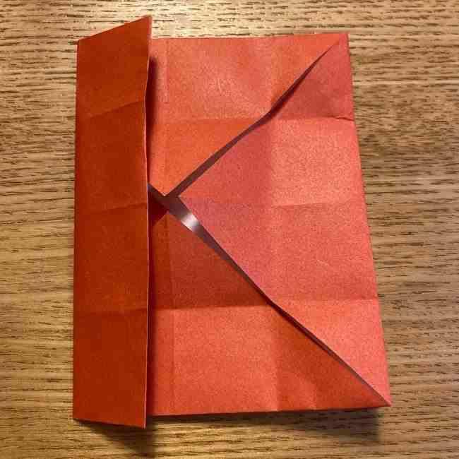 折り紙のポムポムプリン 立体的な箱*折り方作り方 (48)