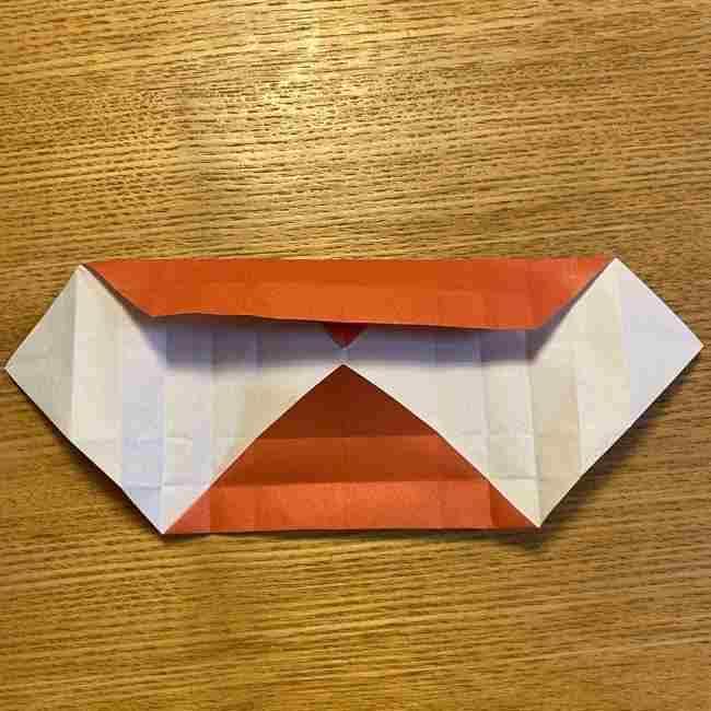 折り紙のポムポムプリン 立体的な箱*折り方作り方 (54)