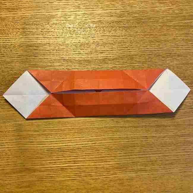 折り紙のポムポムプリン 立体的な箱*折り方作り方 (60)
