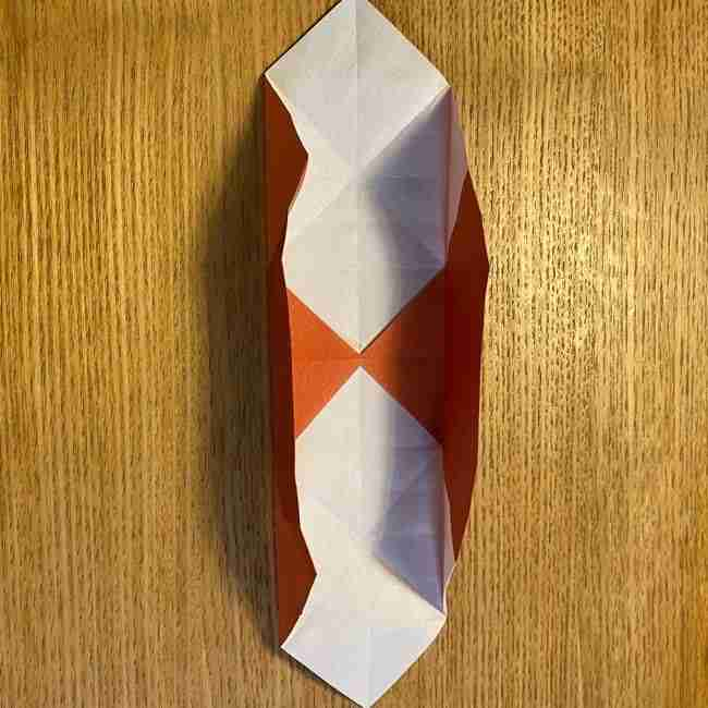 折り紙のポムポムプリン 立体的な箱*折り方作り方 (61)