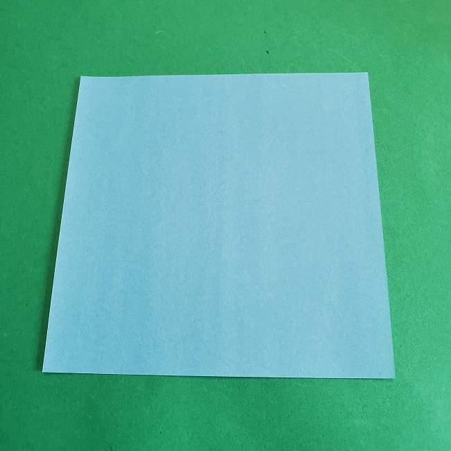 折り紙のポロンの作り方折り方②リボン (1)