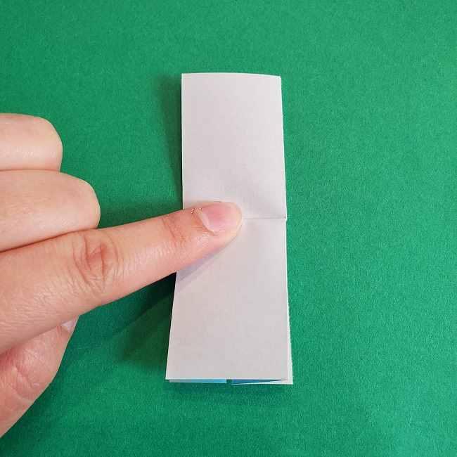 折り紙のポロンの作り方折り方②リボン (13)