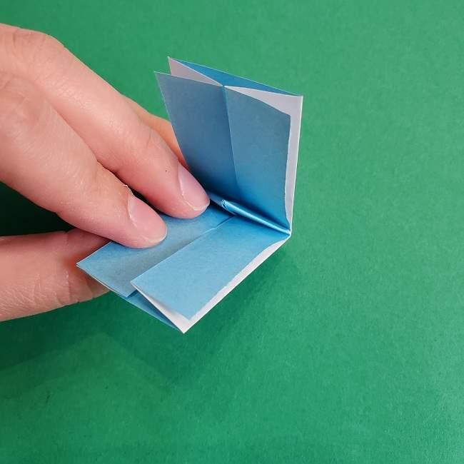 折り紙のポロンの作り方折り方②リボン (14)