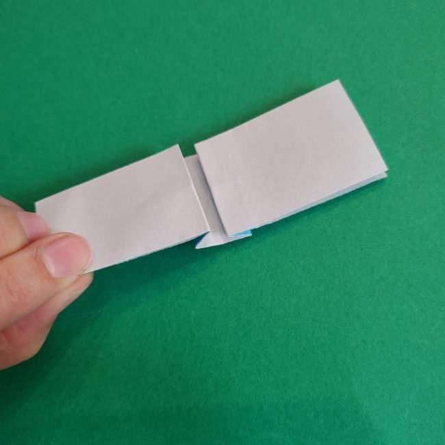 折り紙のポロンの作り方折り方②リボン (16)