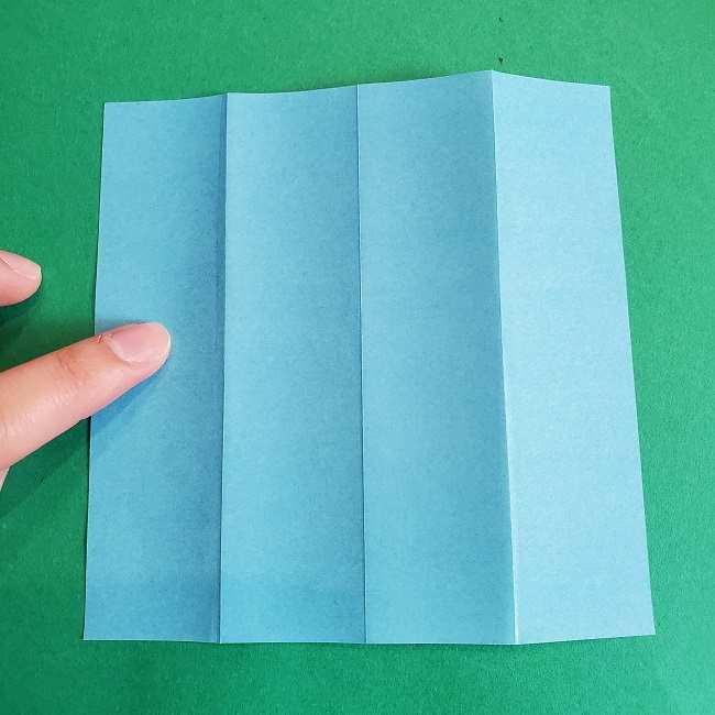折り紙のポロンの作り方折り方②リボン (2)