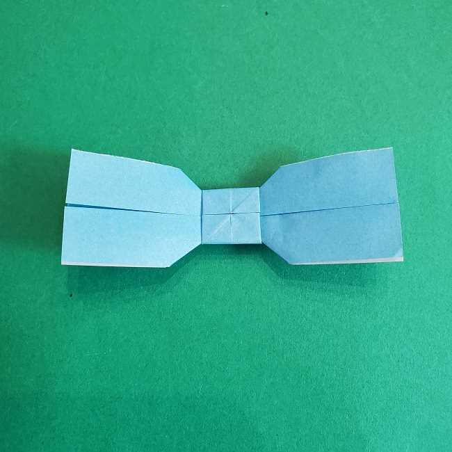 折り紙のポロンの作り方折り方②リボン (21)