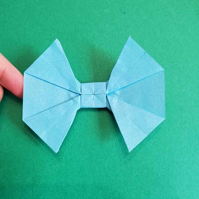 折り紙のポロンの作り方折り方②リボン (25)