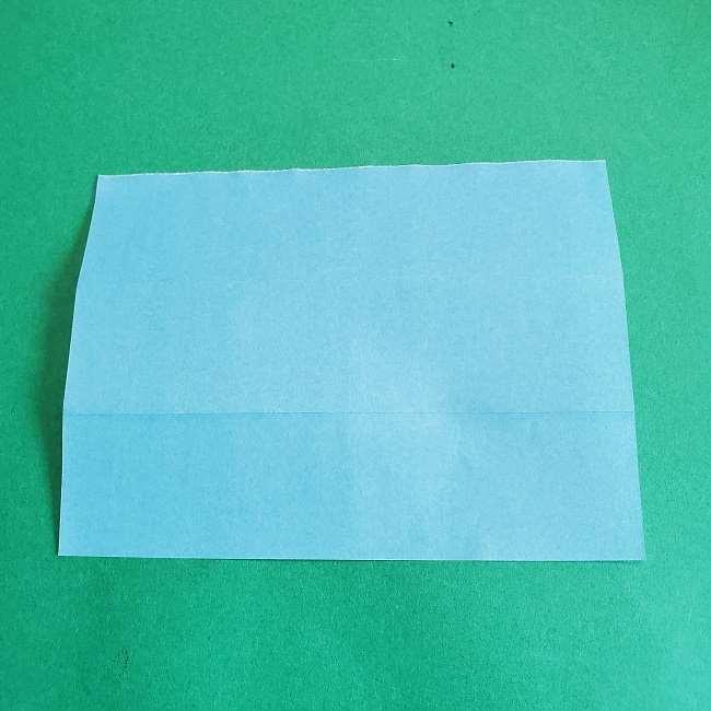 折り紙のポロンの作り方折り方②リボン (4)