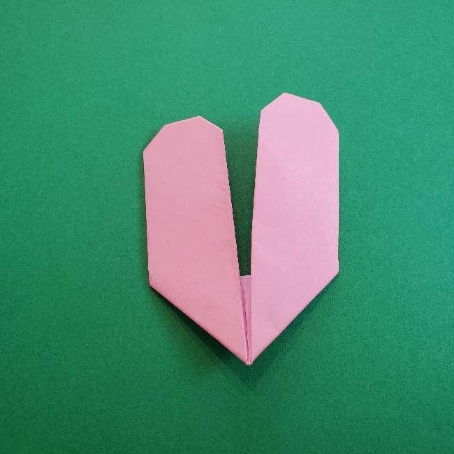 折り紙のマイメロちゃんの作り方折り方 (33)