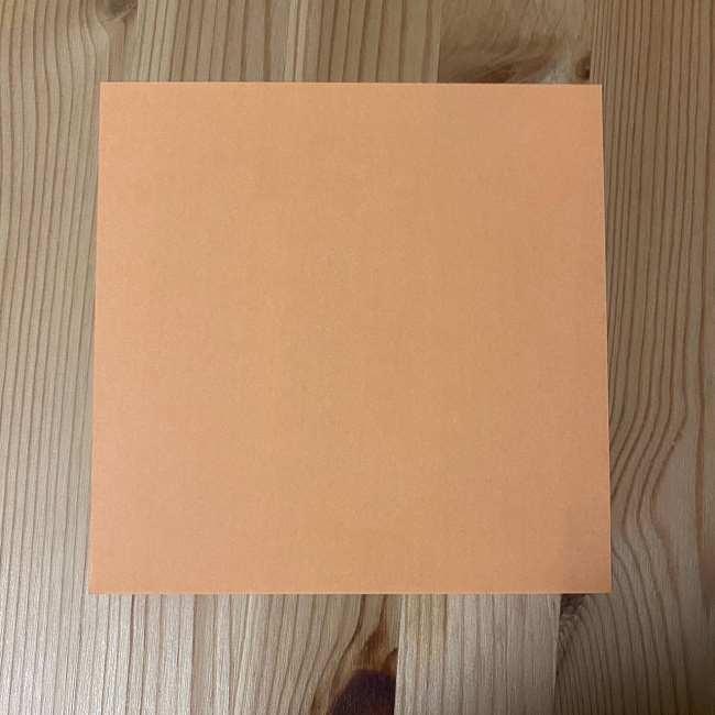 折り紙のモカとカプチーノ*折り方作り方 (1)