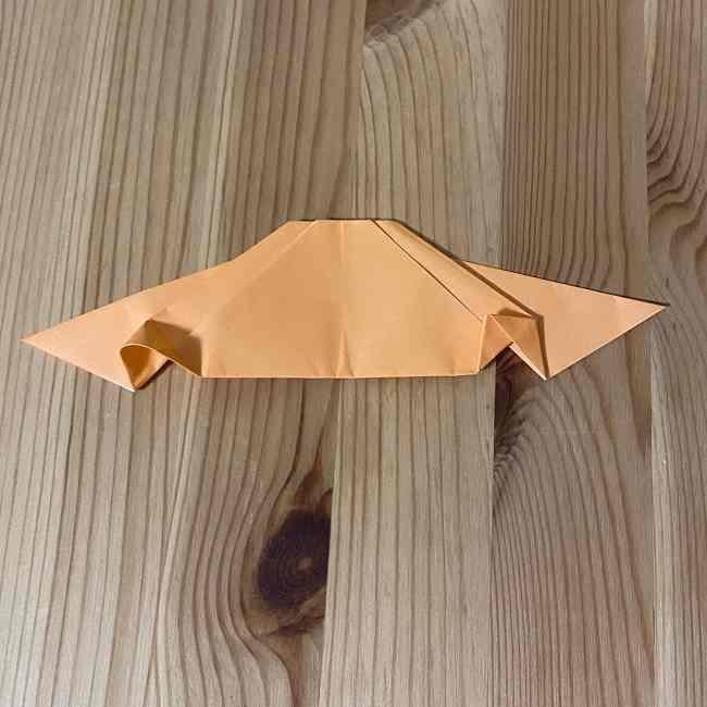 折り紙のモカとカプチーノ*折り方作り方 (10)