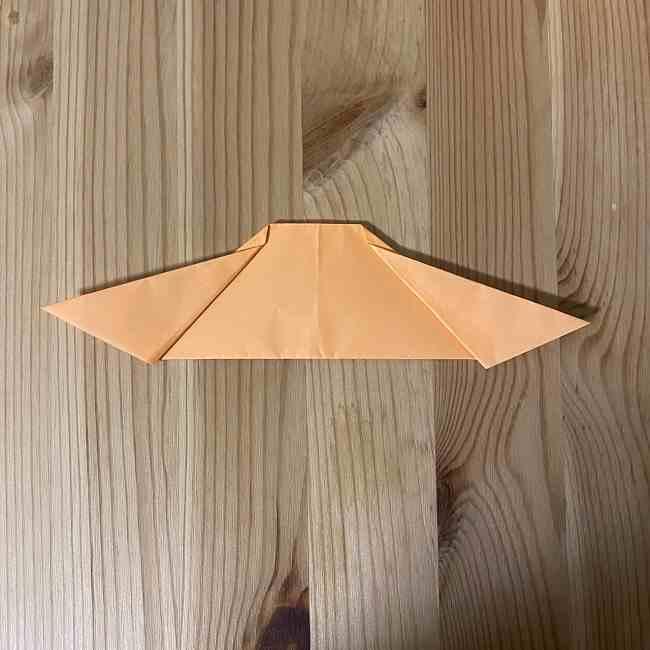 折り紙のモカとカプチーノ*折り方作り方 (8)