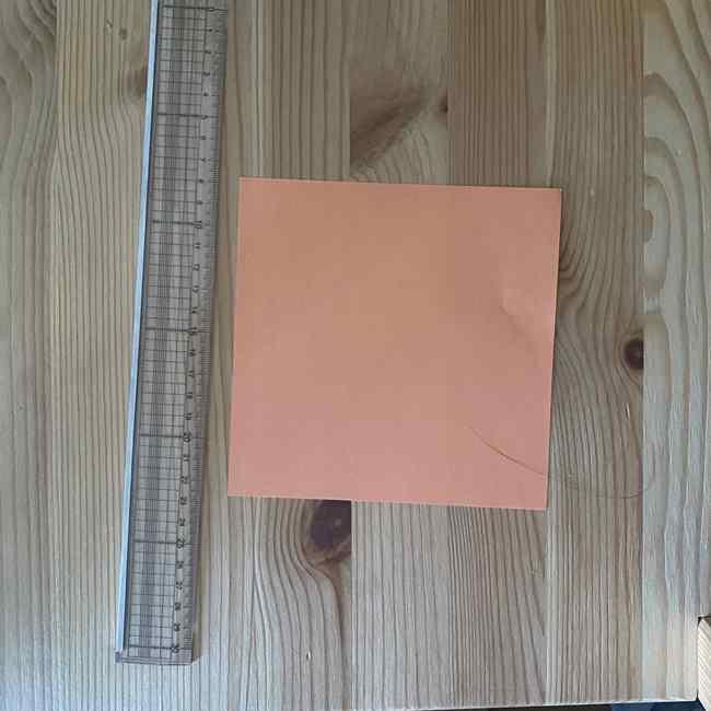 折り紙のモカとカプチーノ*用意するもの