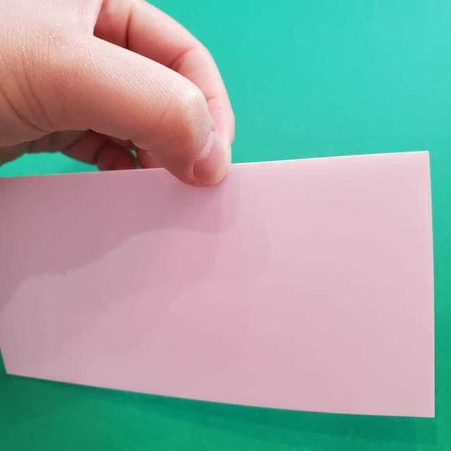 折り紙の花ダリア(12枚)の折り方作り方①折り筋(3)