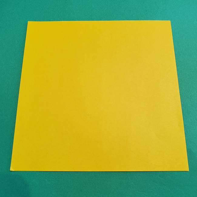 折り紙の花火 12枚でつくる意外と簡単な作り方折り方①パーツ(1)