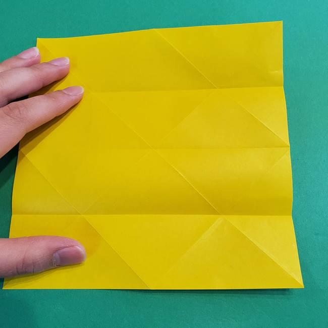 折り紙の花火 12枚でつくる意外と簡単な作り方折り方①パーツ(11)