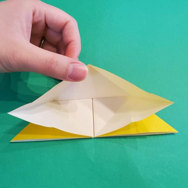 折り紙の花火 12枚でつくる意外と簡単な作り方折り方①パーツ(17)