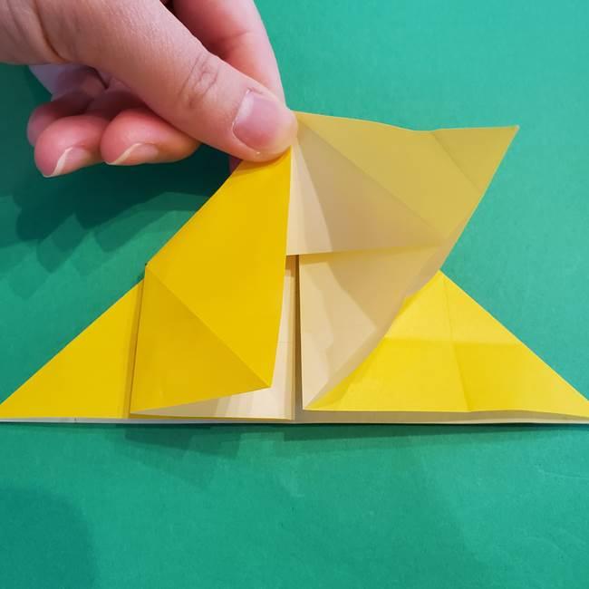 折り紙の花火 12枚でつくる意外と簡単な作り方折り方①パーツ(18)