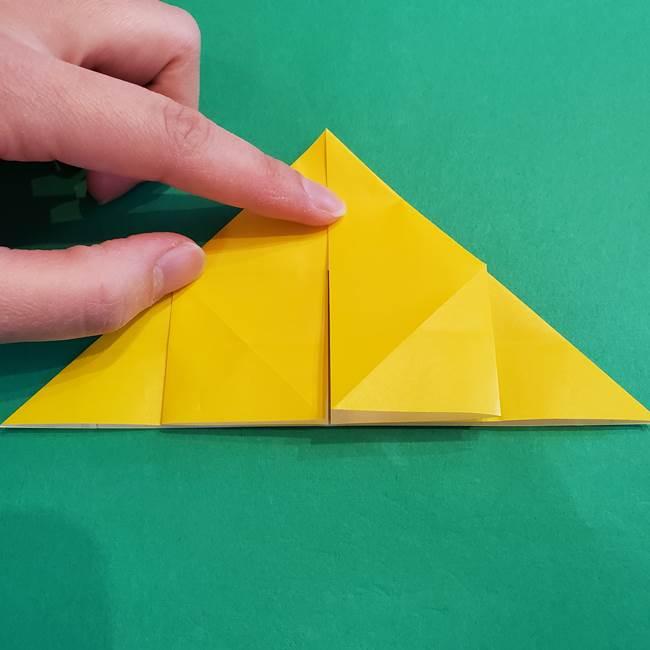 折り紙の花火 12枚でつくる意外と簡単な作り方折り方①パーツ(19)