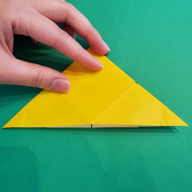 折り紙の花火 12枚でつくる意外と簡単な作り方折り方①パーツ(20)