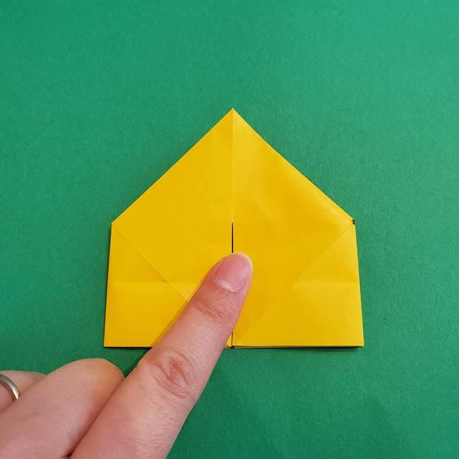 折り紙の花火 12枚でつくる意外と簡単な作り方折り方①パーツ(21)
