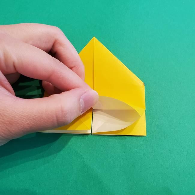 折り紙の花火 12枚でつくる意外と簡単な作り方折り方①パーツ(22)