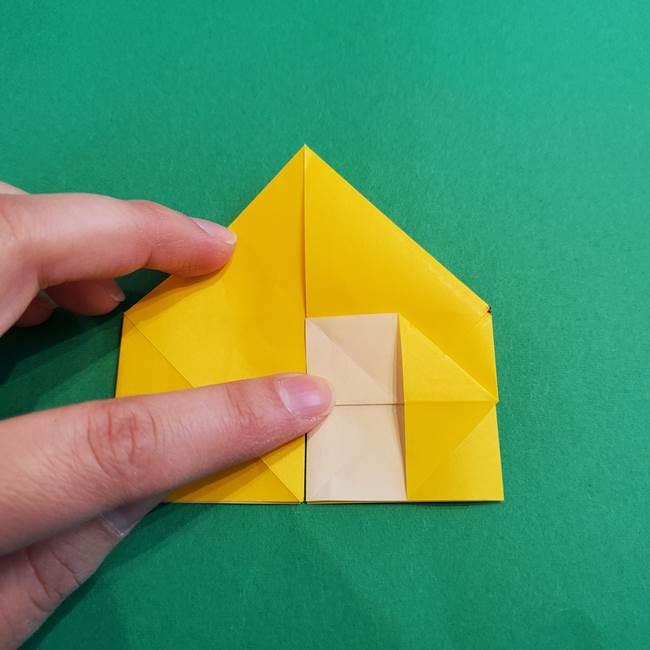 折り紙の花火 12枚でつくる意外と簡単な作り方折り方①パーツ(24)