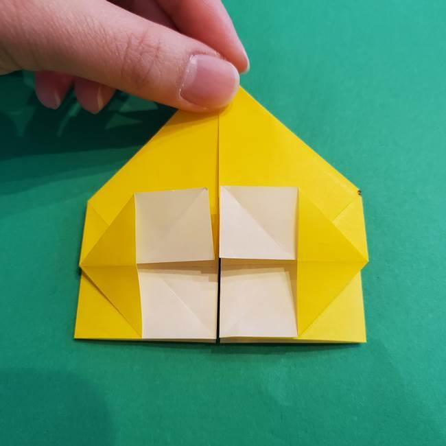 折り紙の花火 12枚でつくる意外と簡単な作り方折り方①パーツ(25)