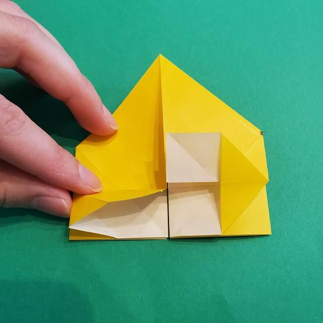 折り紙の花火 12枚でつくる意外と簡単な作り方折り方①パーツ(26)