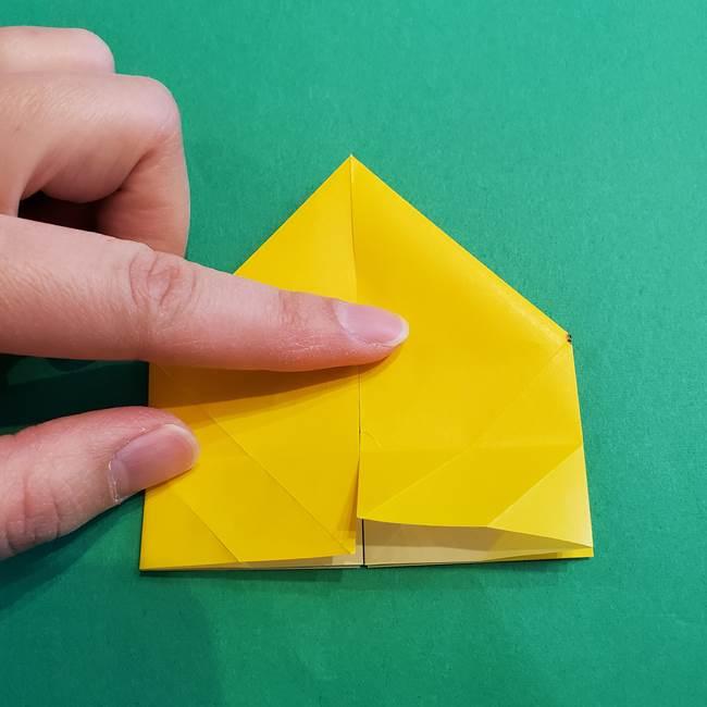 折り紙の花火 12枚でつくる意外と簡単な作り方折り方①パーツ(27)