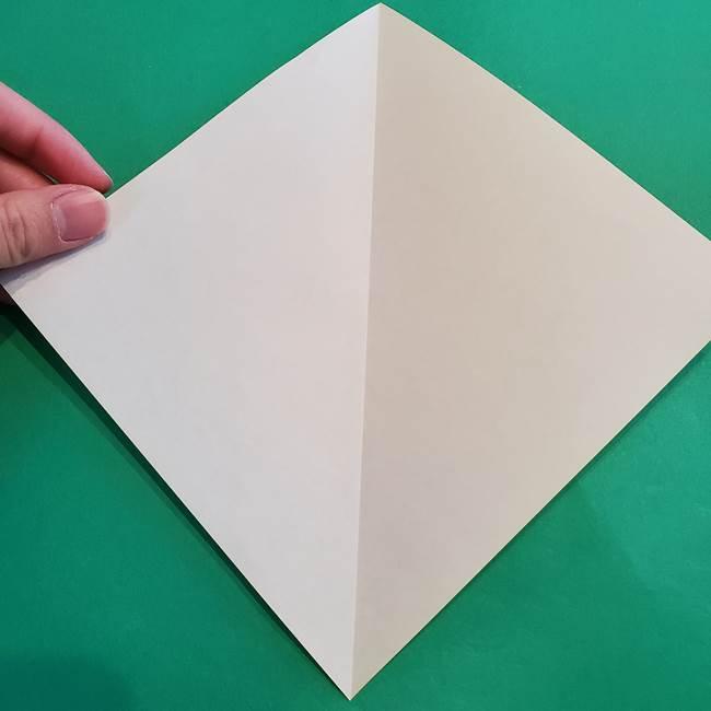 折り紙の花火 12枚でつくる意外と簡単な作り方折り方①パーツ(3)