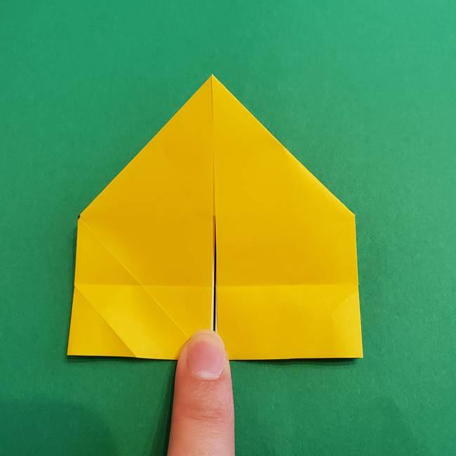 折り紙の花火 12枚でつくる意外と簡単な作り方折り方①パーツ(30)