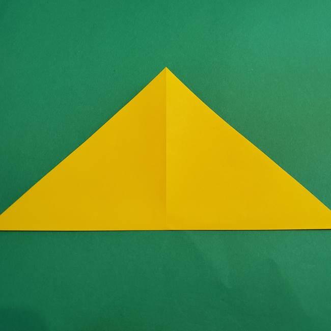 折り紙の花火 12枚でつくる意外と簡単な作り方折り方①パーツ(4)