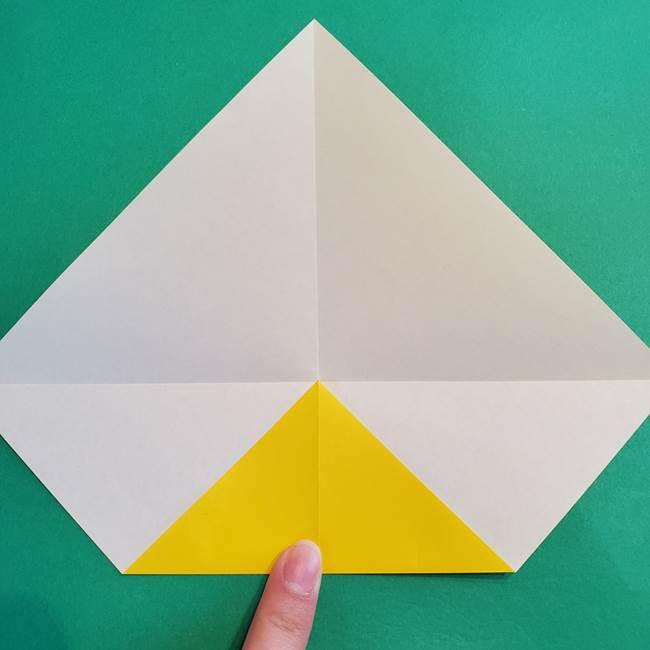 折り紙の花火 12枚でつくる意外と簡単な作り方折り方①パーツ(5)