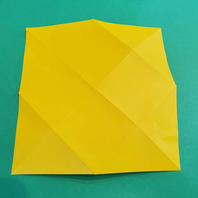 折り紙の花火 12枚でつくる意外と簡単な作り方折り方①パーツ(7)