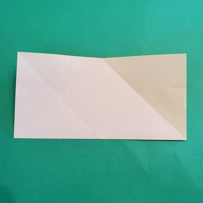 折り紙の花火 12枚でつくる意外と簡単な作り方折り方①パーツ(8)