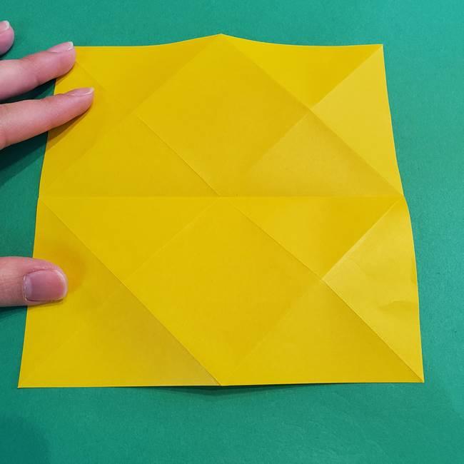 折り紙の花火 12枚でつくる意外と簡単な作り方折り方①パーツ(9)
