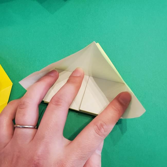 折り紙の花火 12枚でつくる意外と簡単な作り方折り方②組み立て(4)