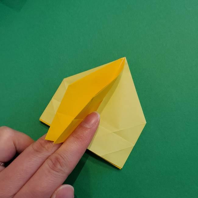 折り紙の花火 12枚でつくる意外と簡単な作り方折り方②組み立て(6)