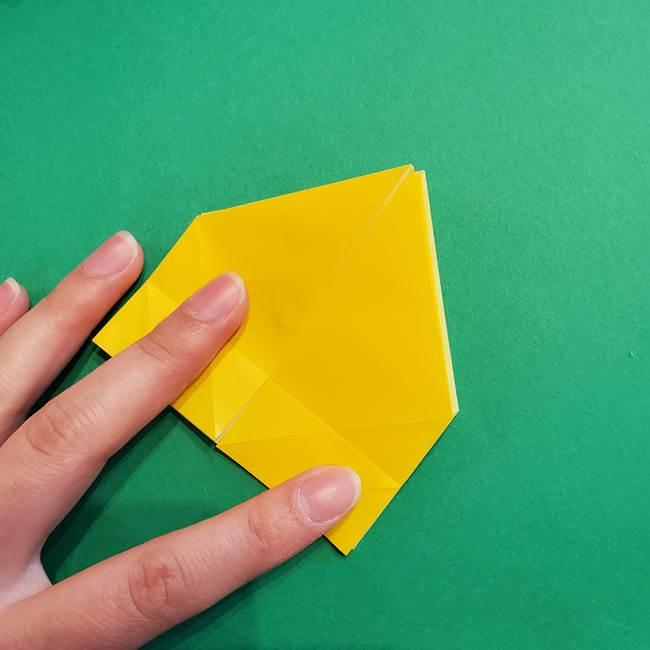 折り紙の花火 12枚でつくる意外と簡単な作り方折り方②組み立て(7)