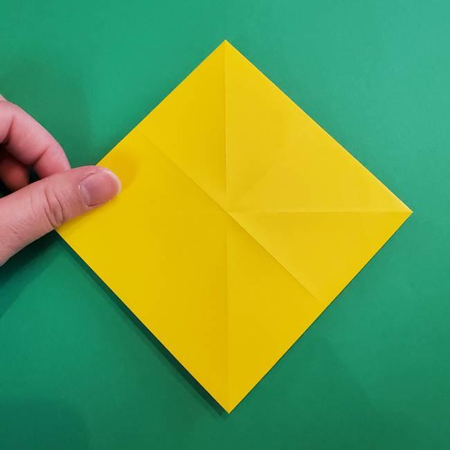 折り紙の花火 8枚でつくる簡単な折り方作り方①パーツ(16)
