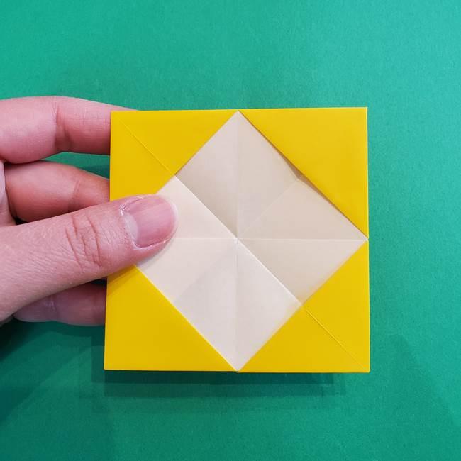 折り紙の花火 8枚でつくる簡単な折り方作り方①パーツ(19)