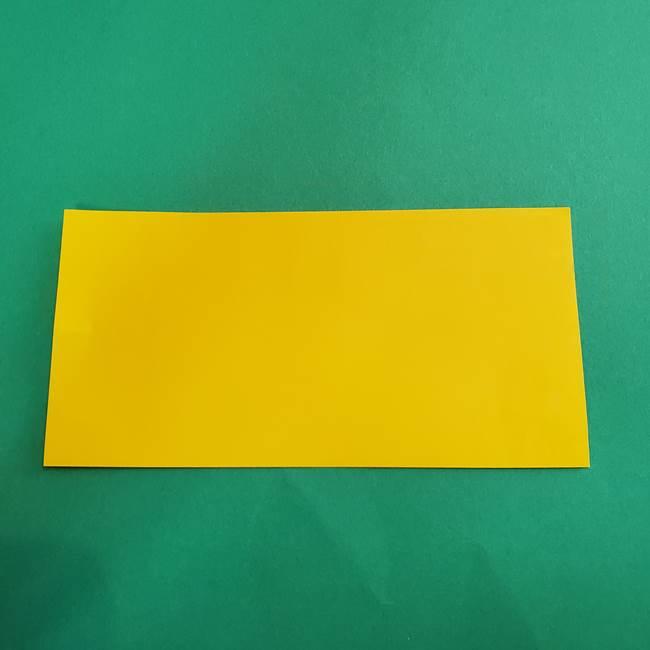 折り紙の花火 8枚でつくる簡単な折り方作り方①パーツ(2)