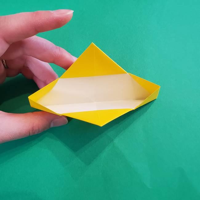折り紙の花火 8枚でつくる簡単な折り方作り方①パーツ(22)