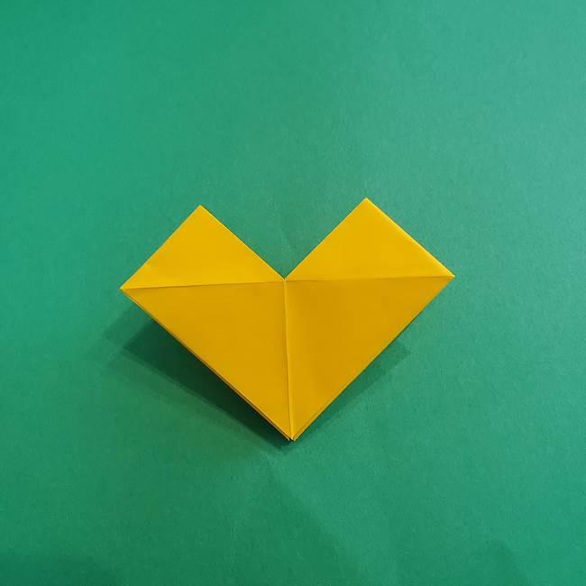 折り紙の花火 8枚でつくる簡単な折り方作り方①パーツ(25)