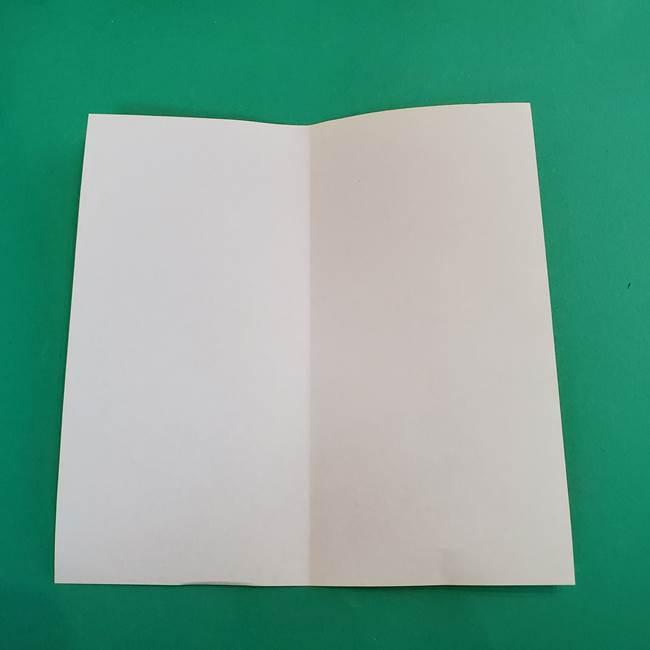 折り紙の花火 8枚でつくる簡単な折り方作り方①パーツ(3)